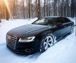 audi, awesome, and black image