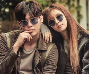 han hyo joo, lee jong suk, and korean image