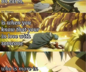 anime, fairy tail, and quotes image