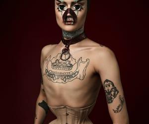 drag, make-up, and hungry image