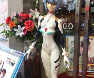 anime, evangelion, and japan image