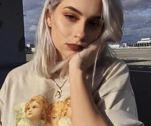 angel, girl, and tumblr image