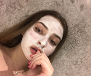 mask, review, and mecca image