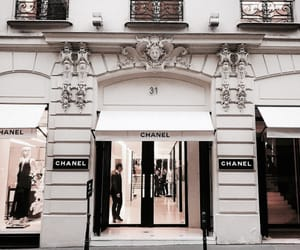 chanel, fashion, and store image