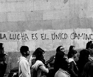 black and white, people, and revolucion image