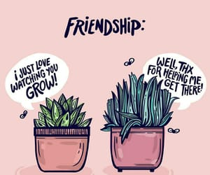 friendship, quotes, and love image