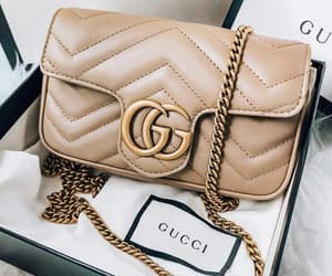 bag, gucci, and Nude image