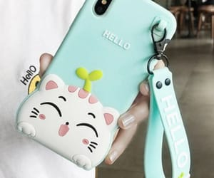 cases, iphone, and lovely image