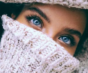 eyes, beauty, and girly image