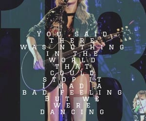 frases, canciones, and Taylor Swift image