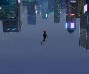 spiderman, Marvel, and miles morales image