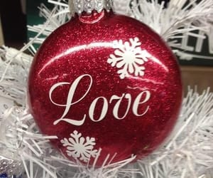 amor, christmas, and decoracion image
