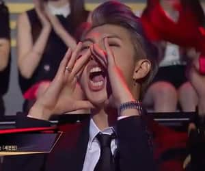bts, kim namjoon, and bts memes image