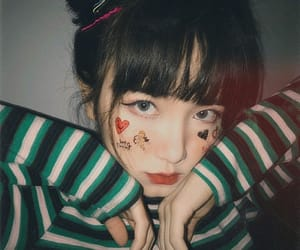 girl, tumblr, and ulzzang image