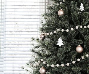 christmas tree, mood, and positive image