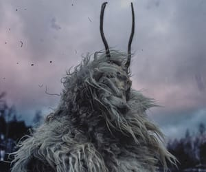folklore, ice, and pagan image