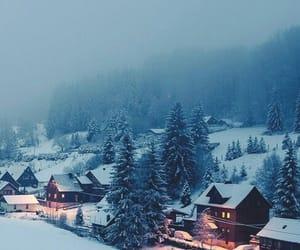 christmas, winter, and lockscreen image