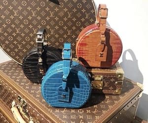 babe, glamour, and Louis Vuitton image