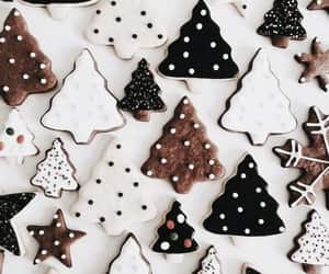 baking, cake, and christmas image