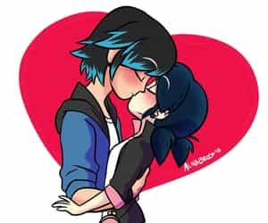 couple, kiss, and mlb image