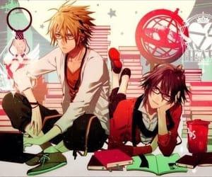 anime, handsome, and amnesia image