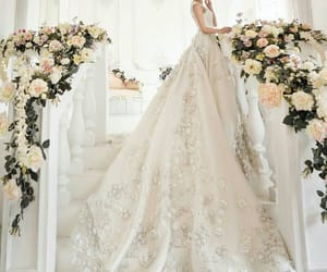 style, fashion, and wedding image