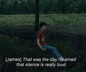 silence, james, and quotes image