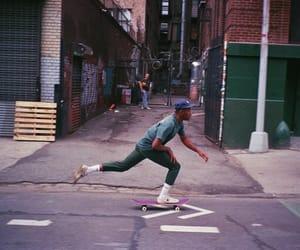 skate, photography, and skateboarding image