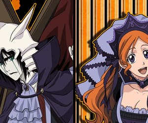 bleach, Halloween, and orihime inoue image