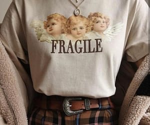 angels, fashion, and outfit image
