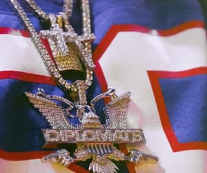 ghetto, chains, and ice image