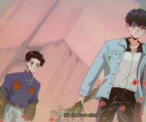 anime, exo, and aesthetic image
