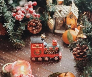 christmas, decoration, and happy image