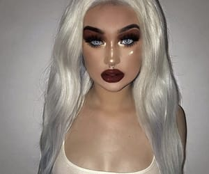 alternative, babe, and beautiful image