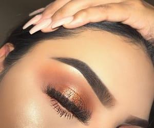 beauty, classy, and eyeshadow image