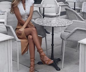 chic, girls, and outfits image