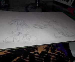 draw, los chicos del barrio, and lápiz image