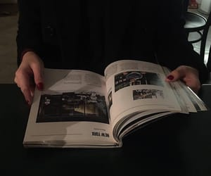 grunge, aesthetic, and book image