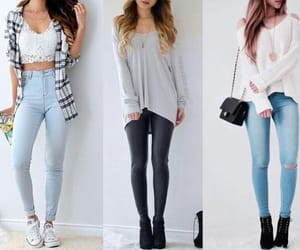 bad, girl, and clothes image