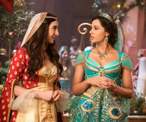 aladdin, disney movie, and first look image