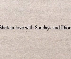 Sunday, words, and love image