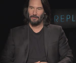 keanu reeves, replicas, and new picture image