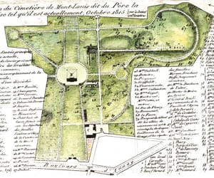 cemetery, maps, and plans image