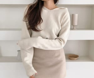 asian fashion, korean fashion, and moda image