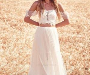 a-line wedding dresses and wedding dresses two piece image