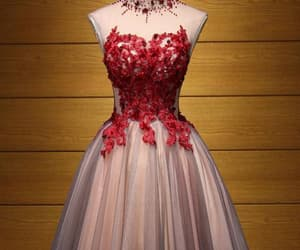 lace homecoming dress, homecoming dress short, and homecoming dress a-line image