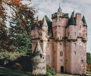 castle and fairy image