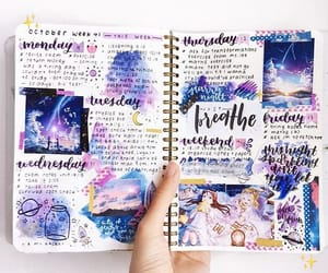journal, bullet journal, and journaling image