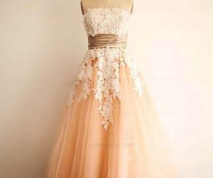prom dresses a-line, dress, and prom dresses image