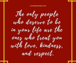 respect, trust, and love image